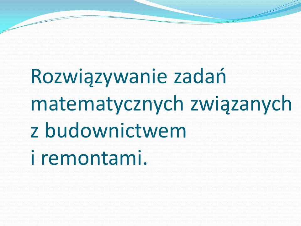 Wnioski Koszt zakupu mieszkania 2-pokojowego w stanie deweloperskim i wykończenie go wynosi 219178,25 zł.