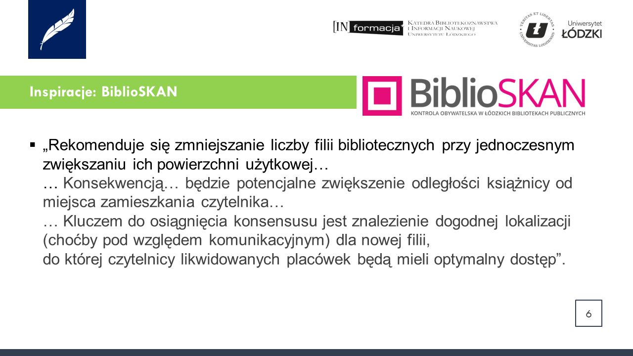 Inspiracje: IFLA Public Library Service Guidelines 7