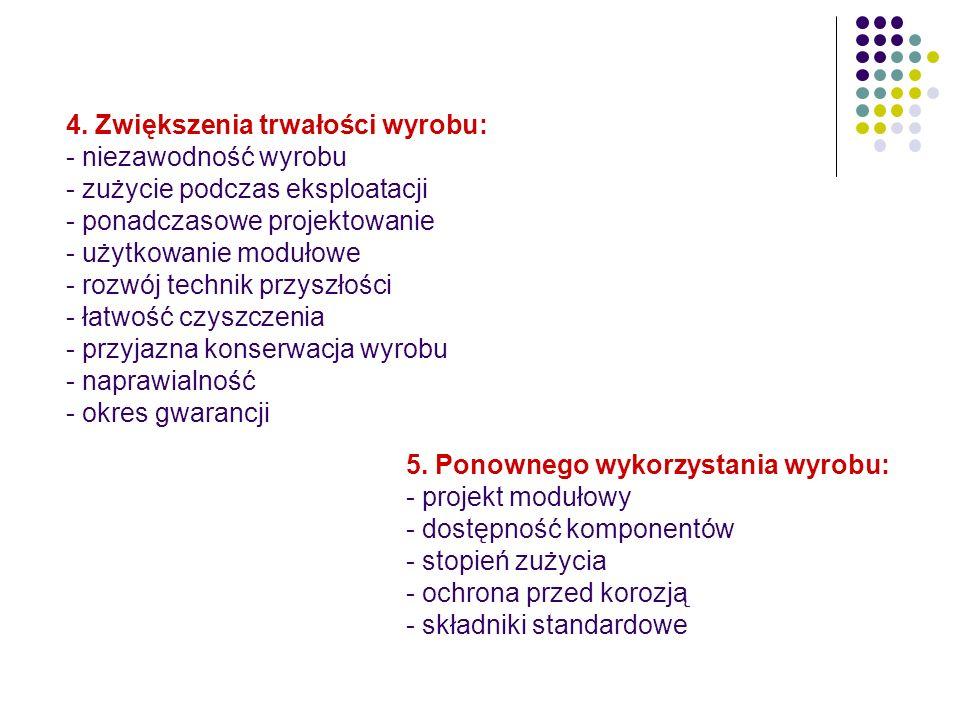 14 kategorii znaków: 1.surowce (zasoby) abiotyczne 2.