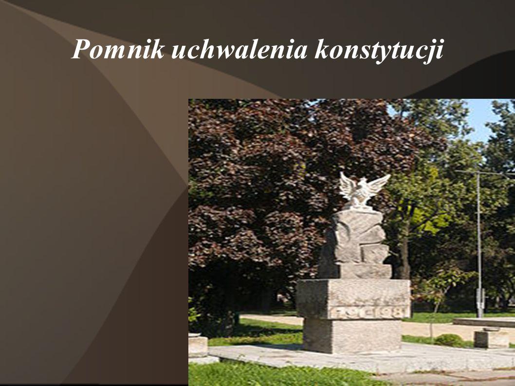Pomnik uchwalenia konstytucji