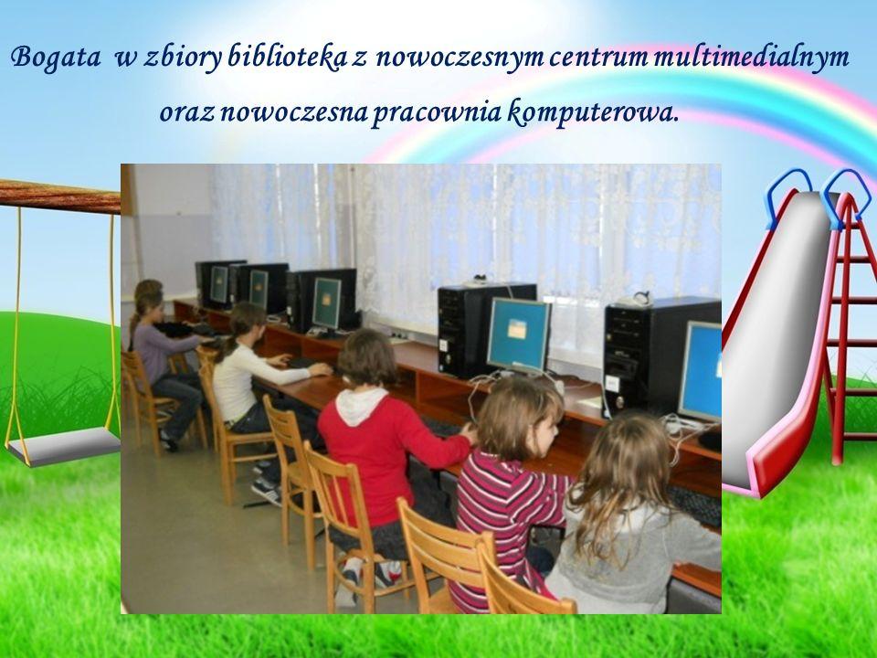 """Sala zabaw i plac zabaw wyposażone dzięki programowi rządowemu """" Radosna Szkoła"""