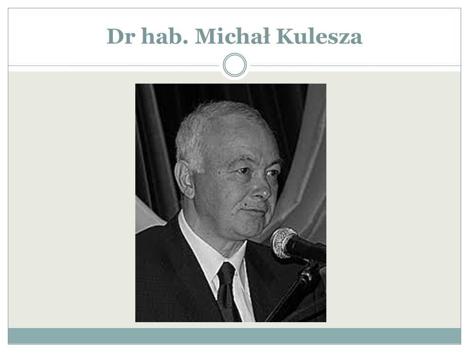 Dr hab. Michał Kulesza
