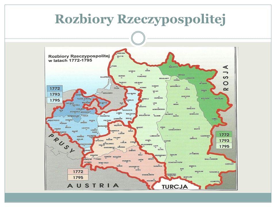 Rozbiory Rzeczypospolitej