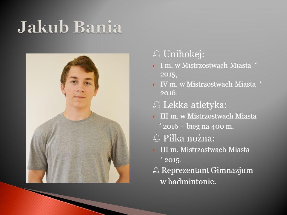  Unihokej:  I m. w Mistrzostwach Miasta ' 2015,  IV m.