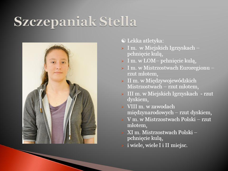  Lekka atletyka: ' 2015 I m.w Mistrzostwach Miasta - oszczep, IV m.