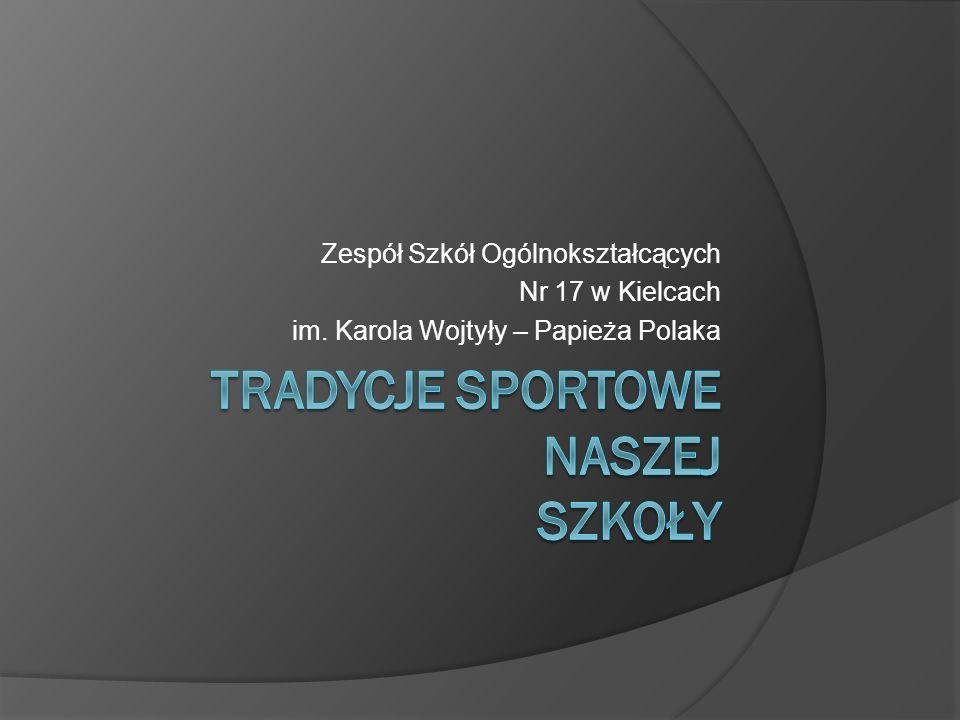 Zespół Szkół Ogólnokształcących Nr 17 w Kielcach im. Karola Wojtyły – Papieża Polaka