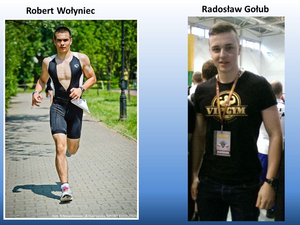 Robert Wołyniec Radosław Gołub