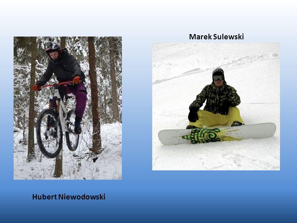 Hubert Niewodowski Marek Sulewski
