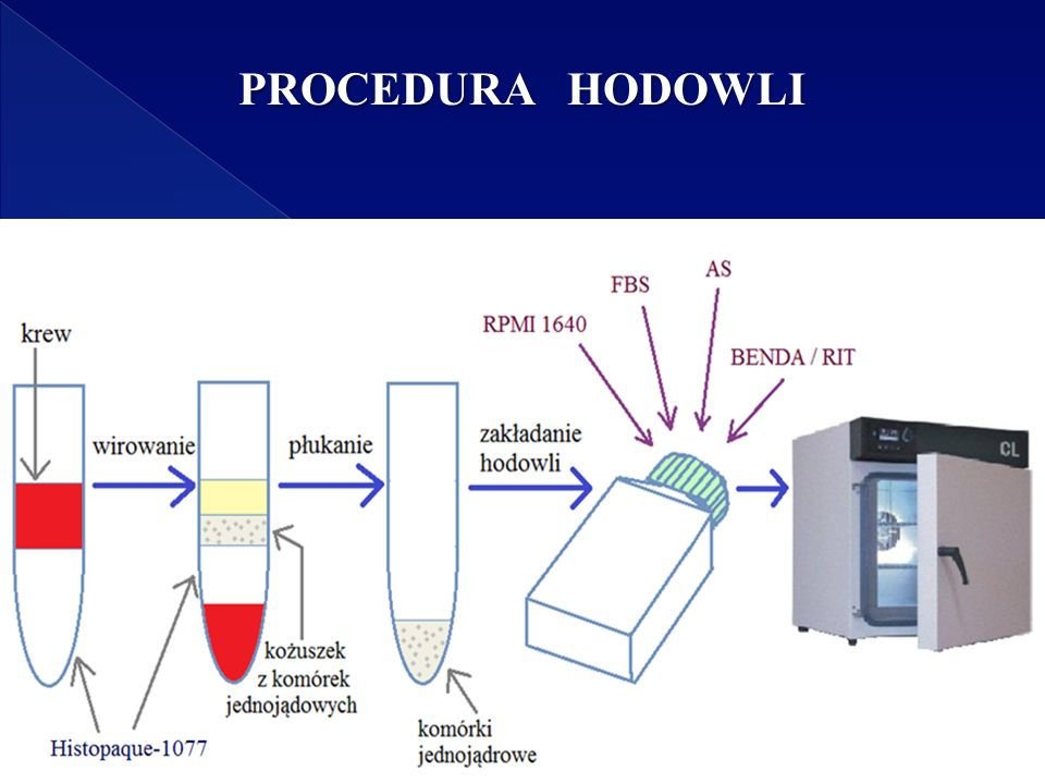PROCEDURA HODOWLI