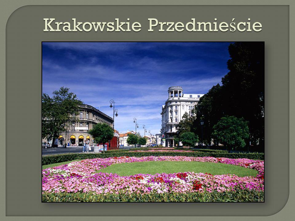 Krakowskie Przedmie ś cie