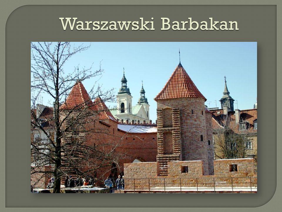 Warszawski Barbakan