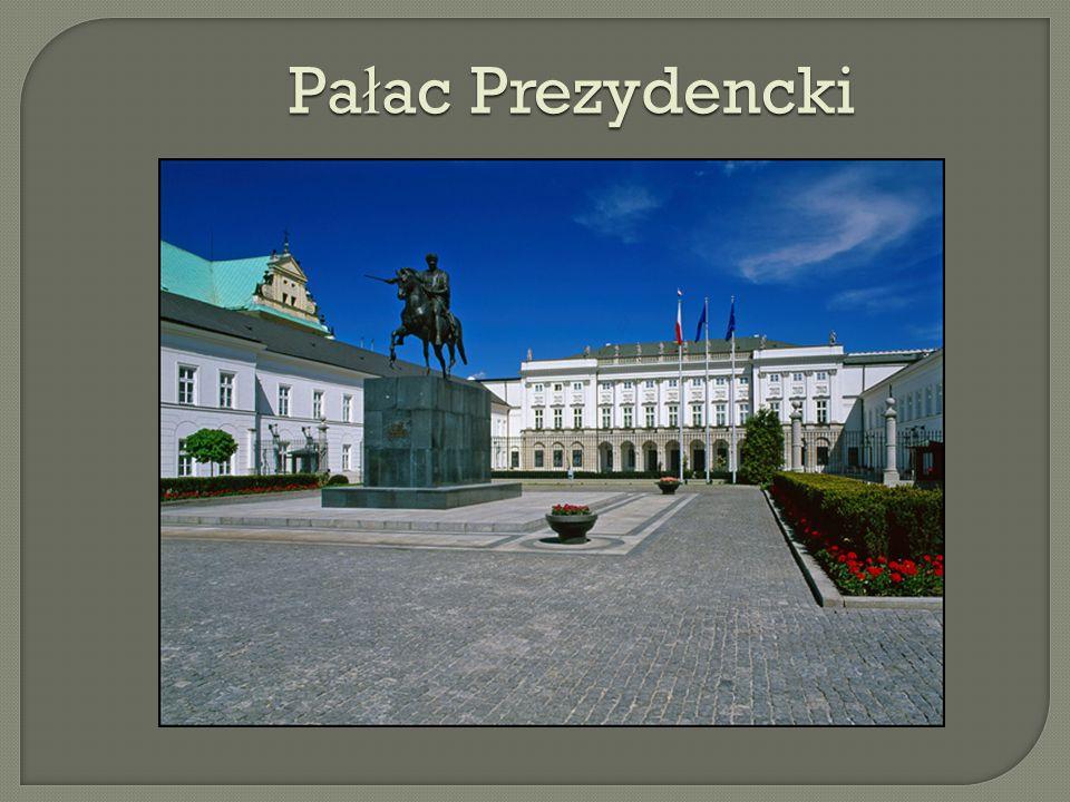Pa ł ac Prezydencki