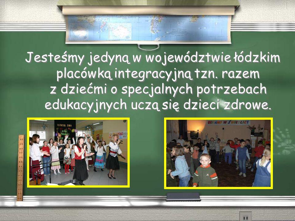 """W roku szkolnym 2009/2010 otworzyliśmy pierwszy raz w historii naszej szkoły oddział """"0"""