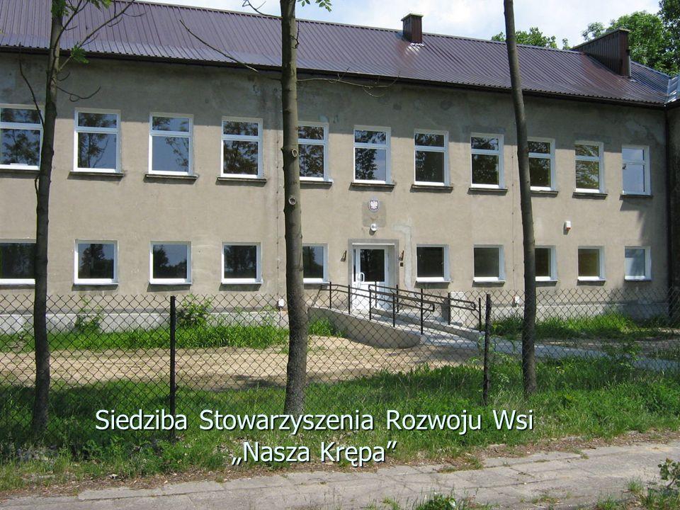 """Siedziba Stowarzyszenia Rozwoju Wsi """"Nasza Krępa"""""""