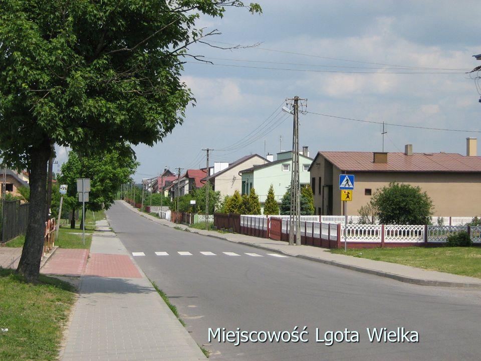 Miejscowość Lgota Wielka