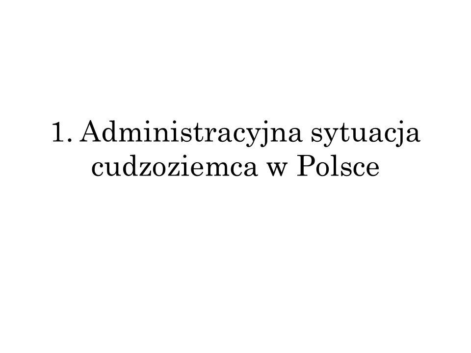 Art.3 pkt. 2 ustawy o cudzoziemcach Art. 3.