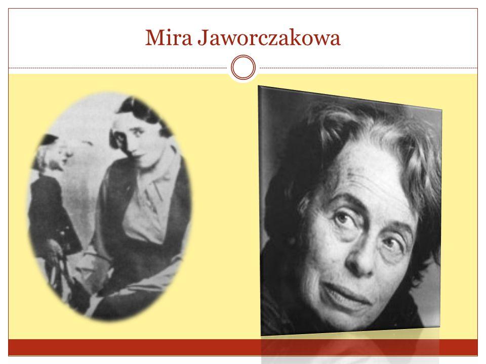 Mira Jaworczakowa