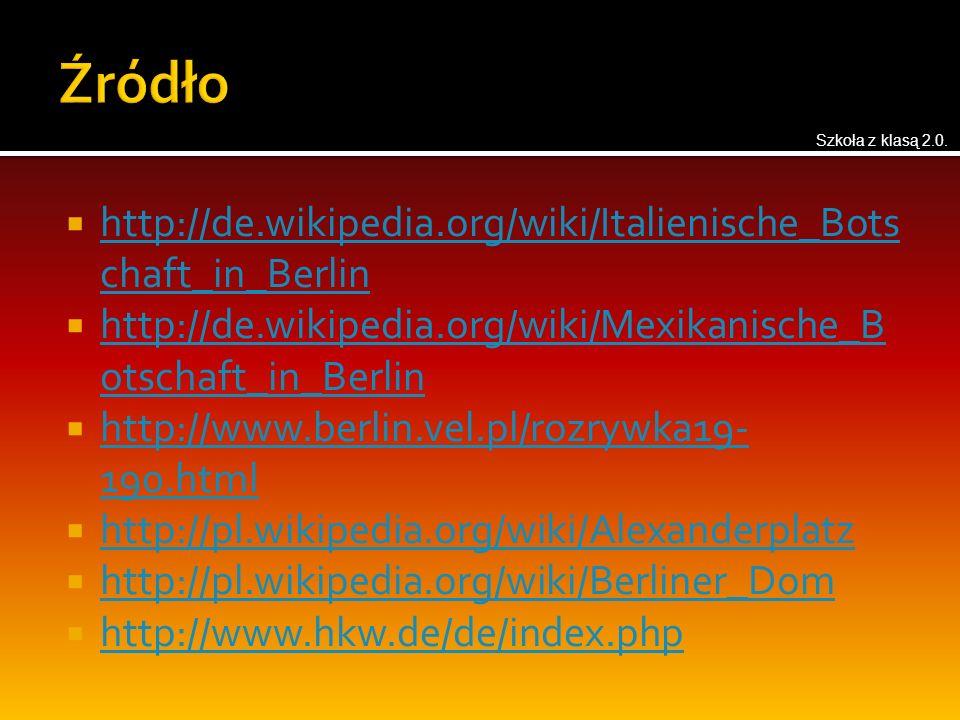  http://de.wikipedia.org/wiki/Italienische_Bots chaft_in_Berlin http://de.wikipedia.org/wiki/Italienische_Bots chaft_in_Berlin  http://de.wikipedia.