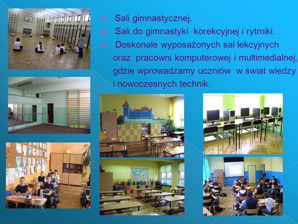  Biblioteki szkolnej, która promuje czytelnictwo już wśród najmłodszych klas.