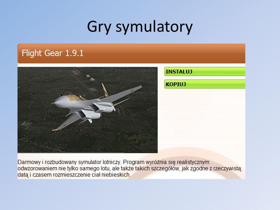 Gry symulatory
