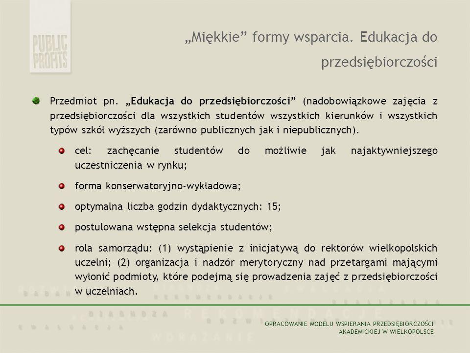 Wortal edukacyjno-informacyjny adresowany do studentów, doktorantów i przede wszystkim do pracowników naukowych (bez względu na ich staż uczelniany).