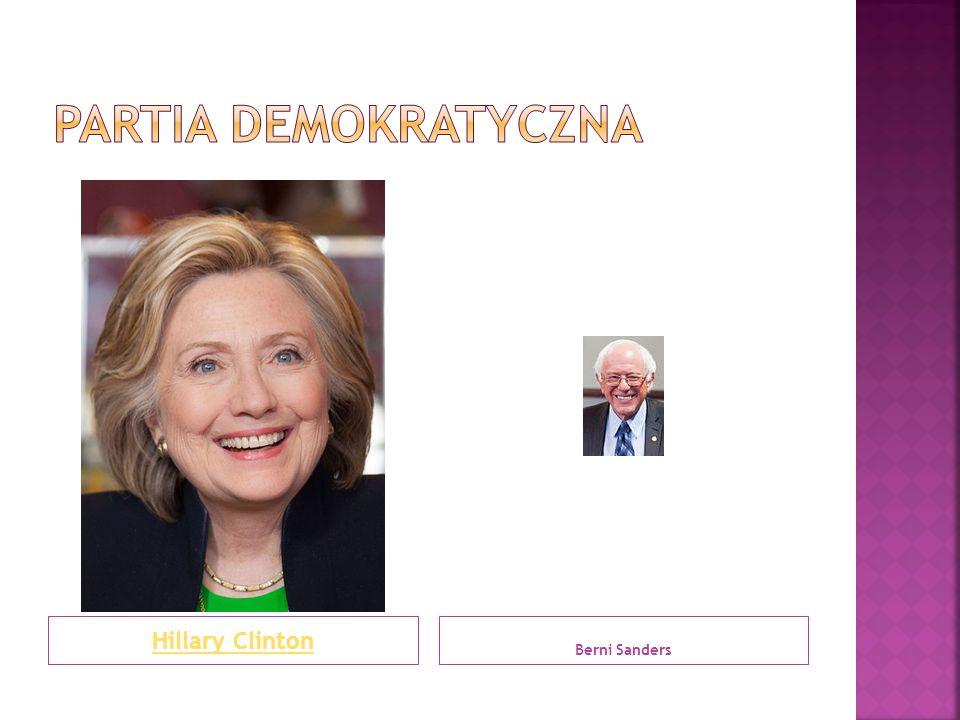 Hillary Clinton Berni Sanders