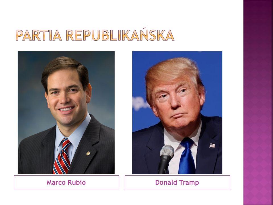 Marco RubioDonald Tramp