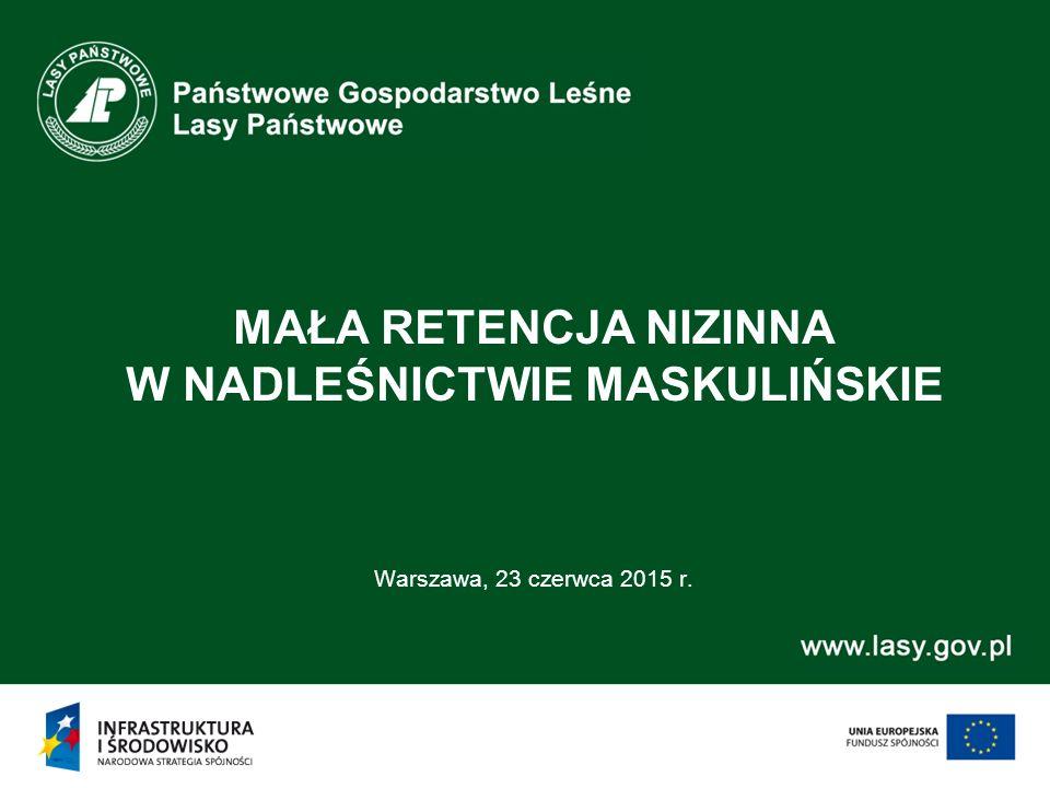 www.ckps.lasy.gov.pl NADLEŚNICTWO MASKULIŃSKIE