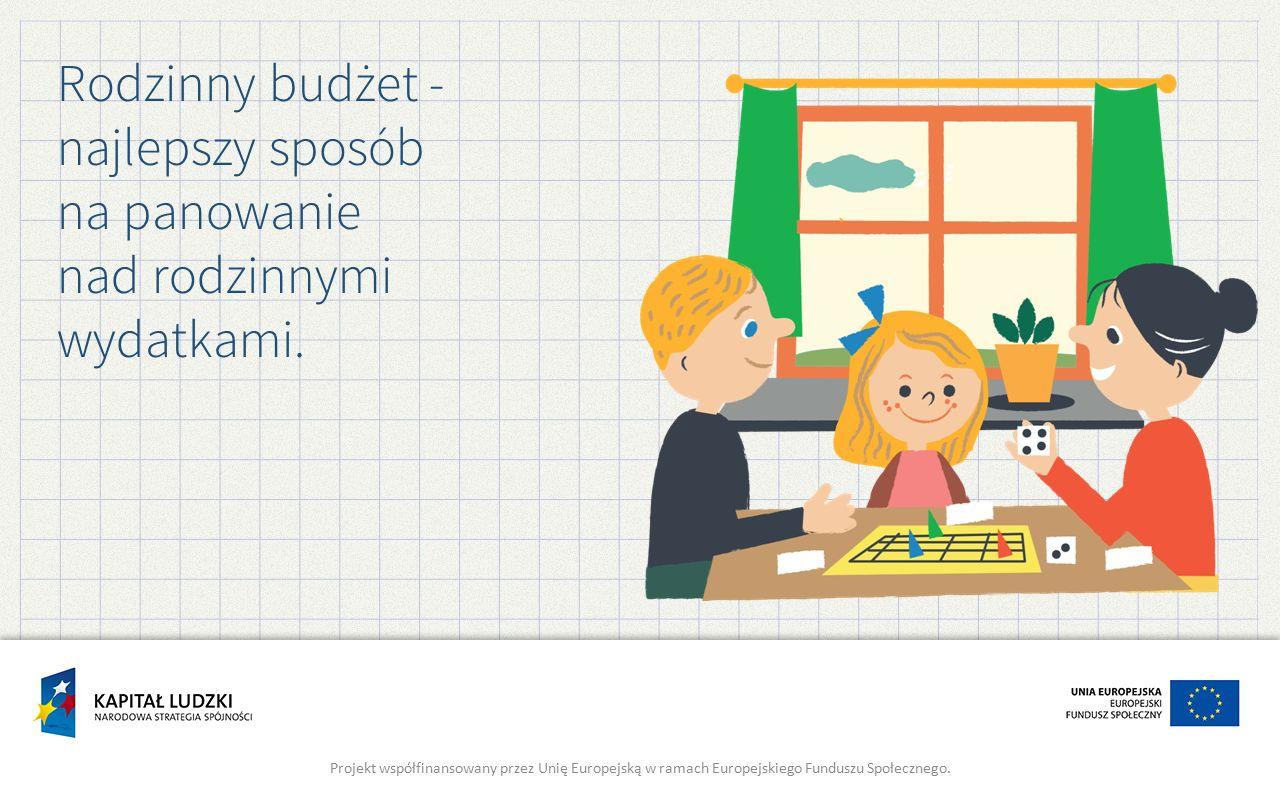 Rodzinny budżet - najlepszy sposób na panowanie nad rodzinnymi wydatkami.