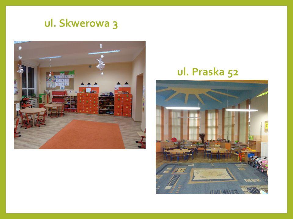 ul. Skwerowa 3 ul. Praska 52