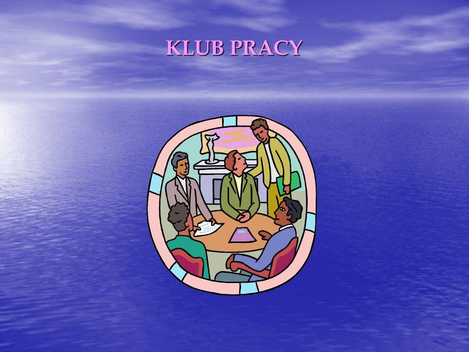 KLUB PRACY