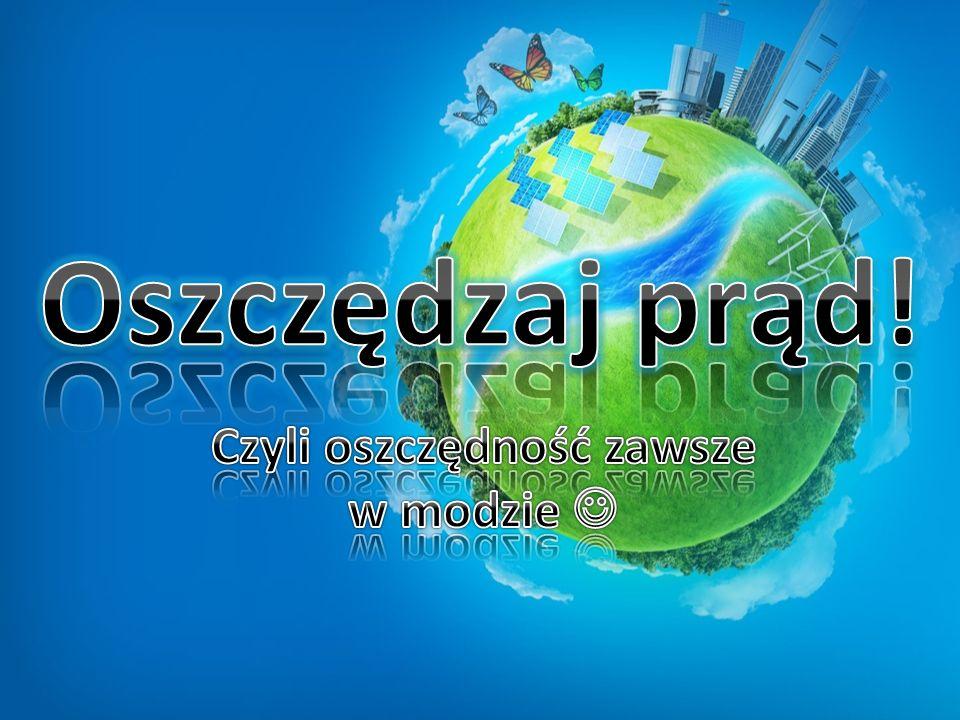 Zwieńczeniem projektu było nagranie autorskiej reklamy o oszczędzaniu prądu.