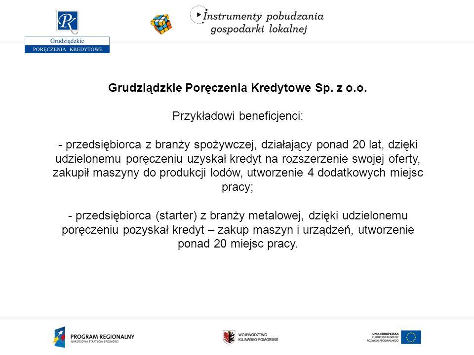 Grudziądzkie Poręczenia Kredytowe Sp. z o.o.