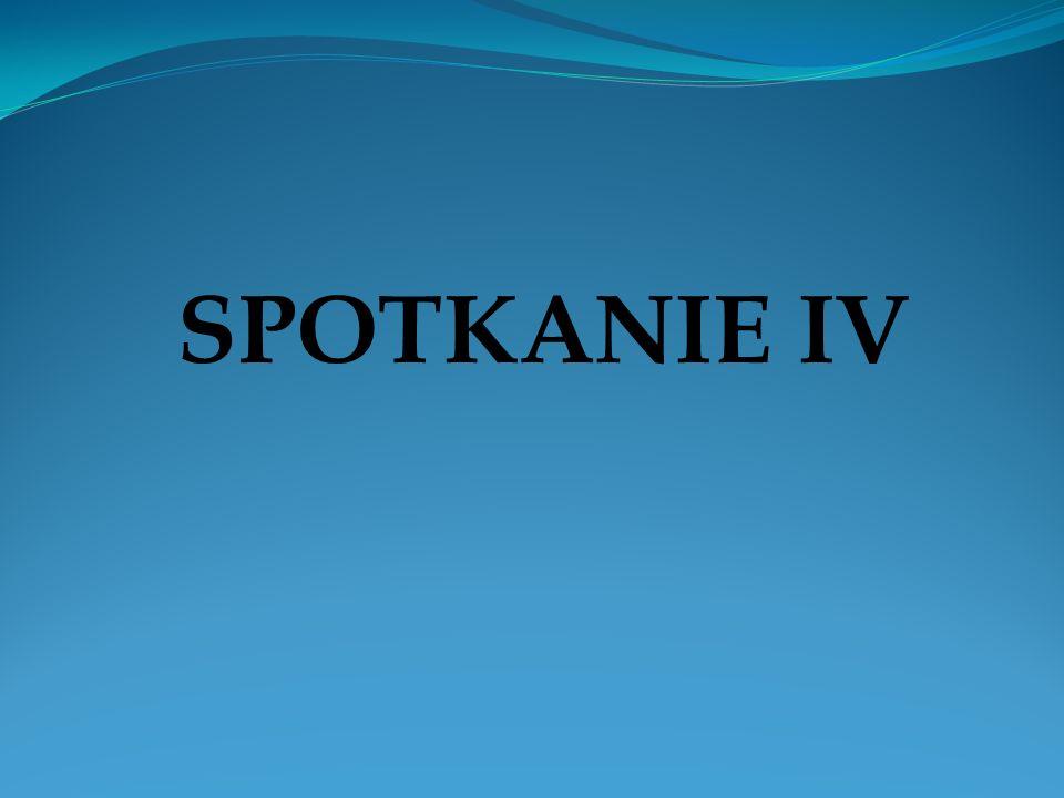 SPOTKANIE IV