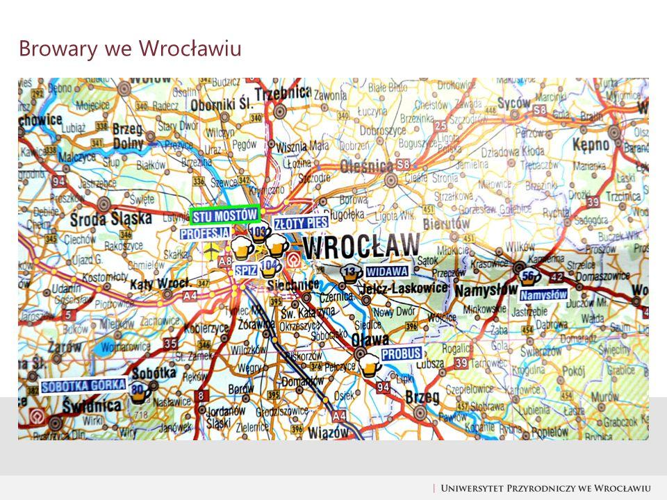Browary we Wrocławiu
