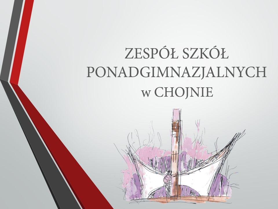 Zespół Szkół Ponadgimnazjalnych w Chojnie STOWARZYSZENIE DOUZELAGE w CHOJNIE dla ZSP