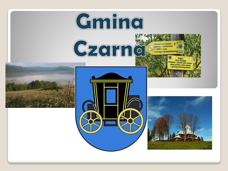 Położenie, obszar, demografia Gmina Czarna to gmina wiejska w województwie podkarpackim, w powiecie bieszczadzkim.