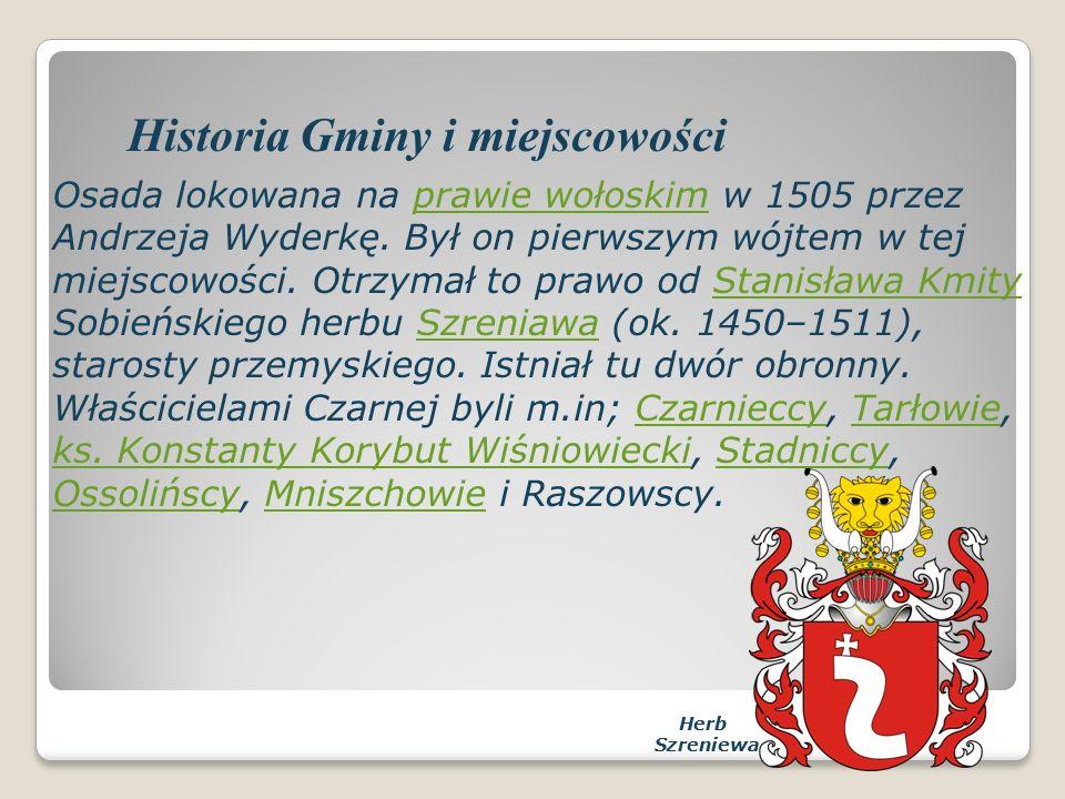 Historia Gminy i miejscowości Osada lokowana na prawie wołoskim w 1505 przez Andrzeja Wyderkę.