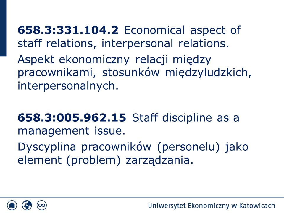 658.3:331.104.2 Economical aspect of staff relations, interpersonal relations.