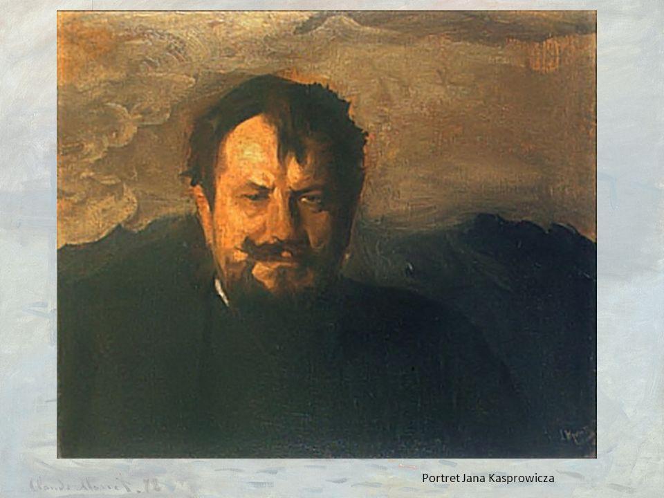 Portret Jana Kasprowicza