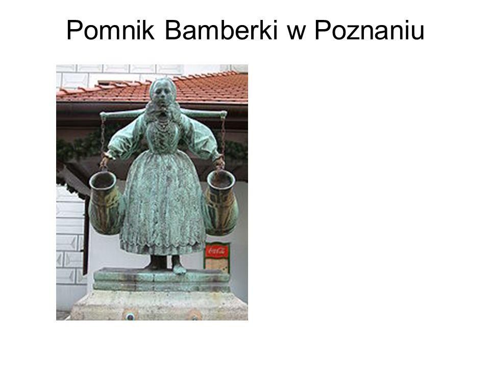 Pomnik Bamberki w Poznaniu