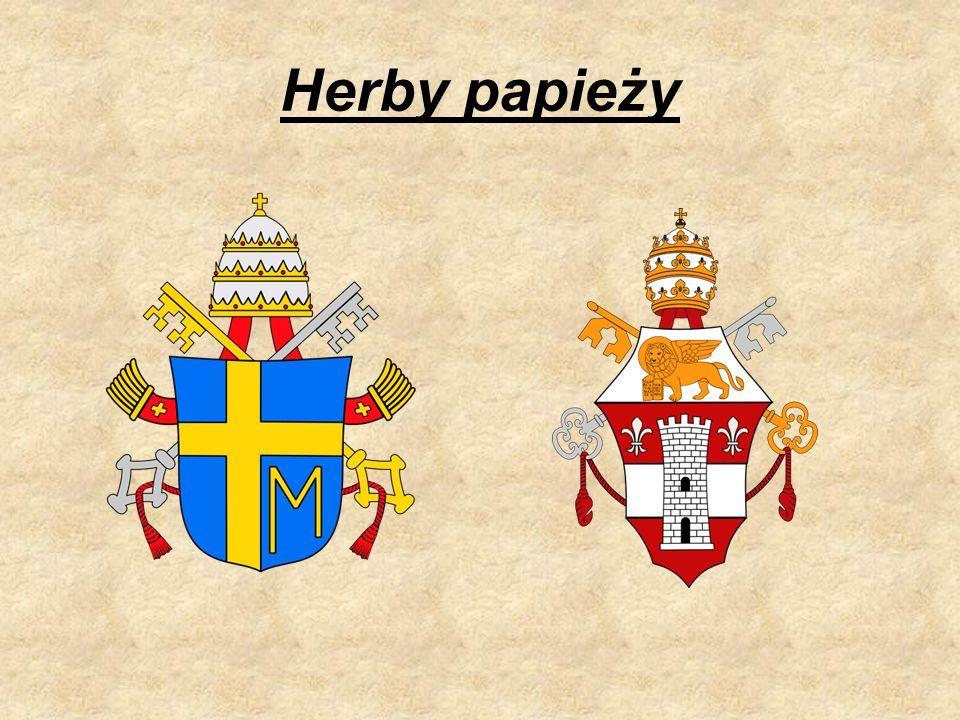Herby papieży