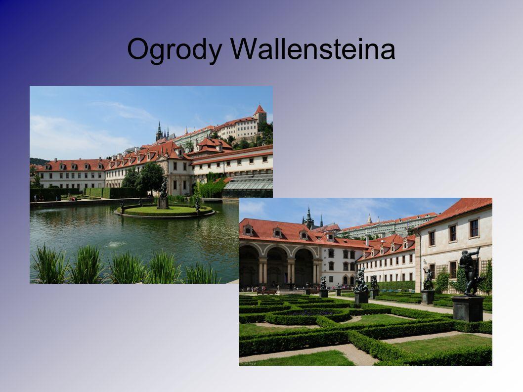 Ogrody Wallensteina