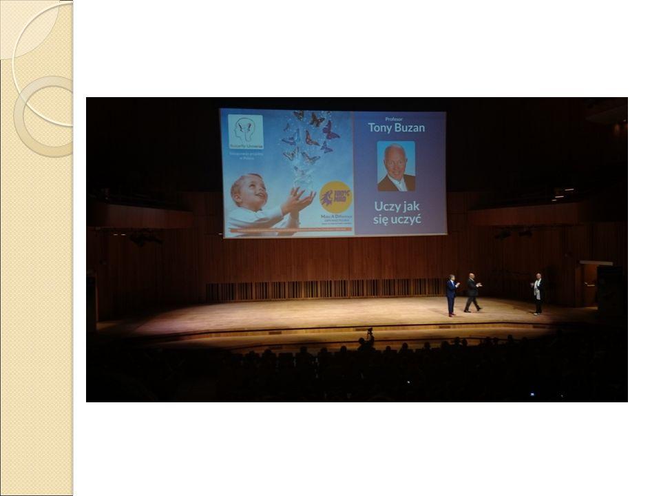 Profesor Tony Buzan to twórca metody Mind Mappingu oraz autor ponad 140 książek o Mapach Myśli tłumaczonych na 40 języków.