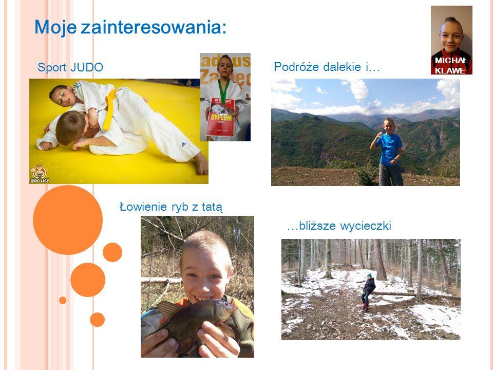 Moje pomysły co chciałbym zrobić w szkole: Organizacja wycieczek przy pomocy nauczycieli i rodziców, założenie szkolnego klubu SKKT, zwiedzanie zabytków Dolnego Śląska, wycieczki górskie.
