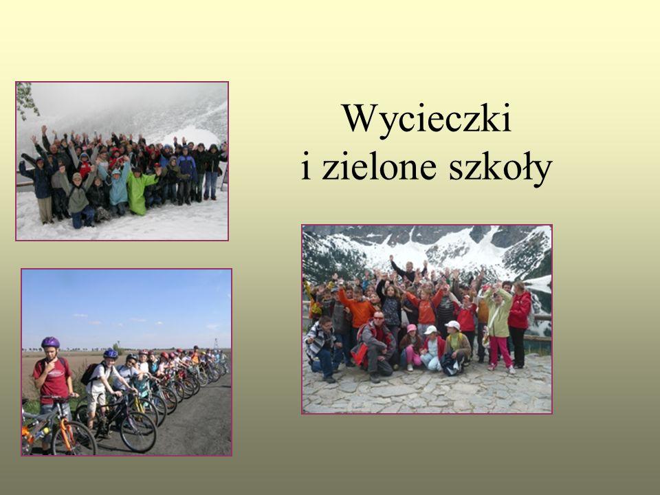 """Jesteśmy organizatorami akcji """"Ferie w szkole"""