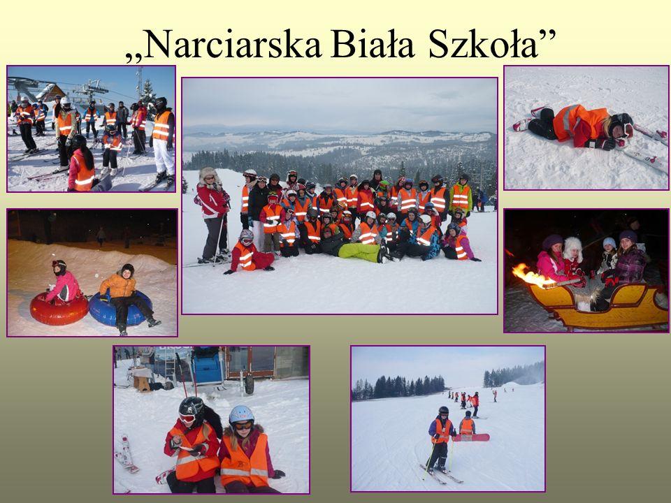 """""""Narciarska Biała Szkoła"""