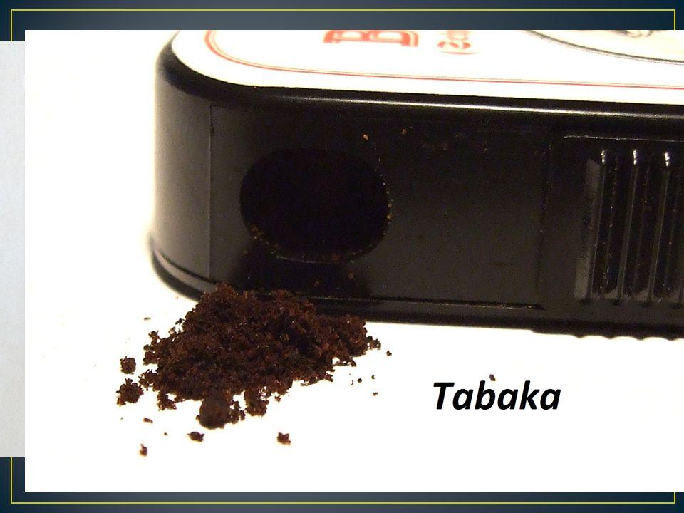 Tytoń pochodzi z Ameryki, gdzie był uprawiany i używany przez tubylców na wiele lat przed odkryciem tego kontynentu przez Kolumba.
