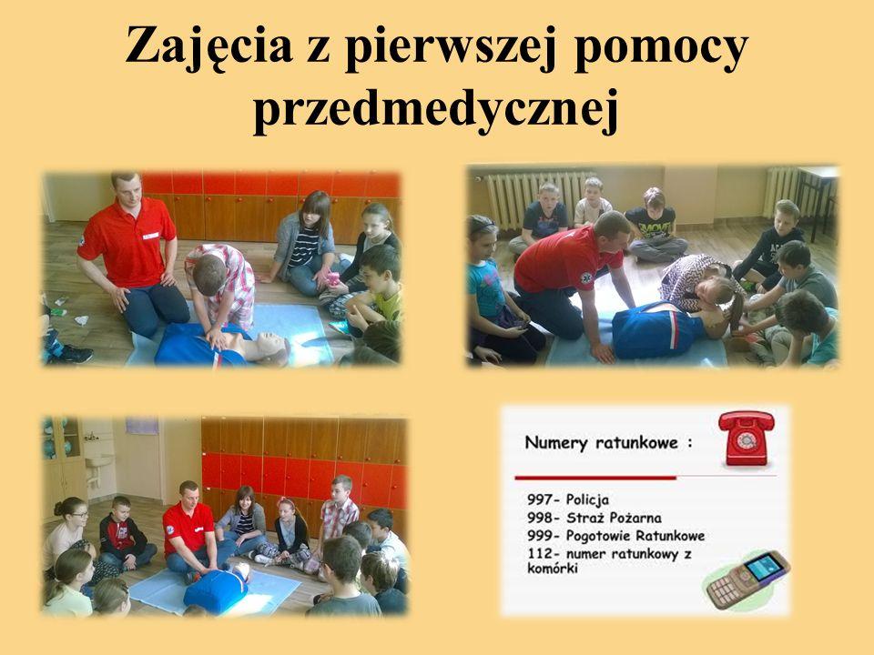 Zajęcia z pierwszej pomocy przedmedycznej