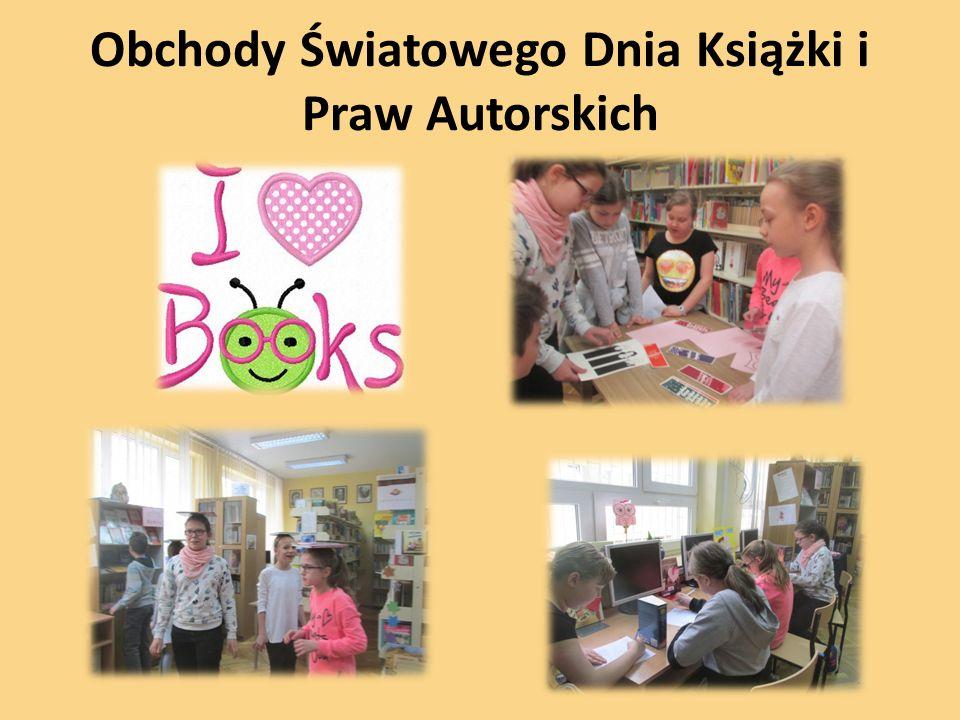 Obchody Światowego Dnia Książki i Praw Autorskich